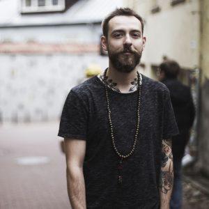 Tattoo Artist Gedas Lithuania Angis Tattoo