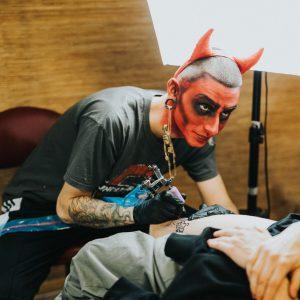 Kirilas tattoo meistras
