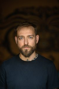Juodi Dygsniai Gediminas Handpoke and electric tattooing
