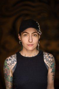 Inga Luk Tattoo artist @ AngisTattoo